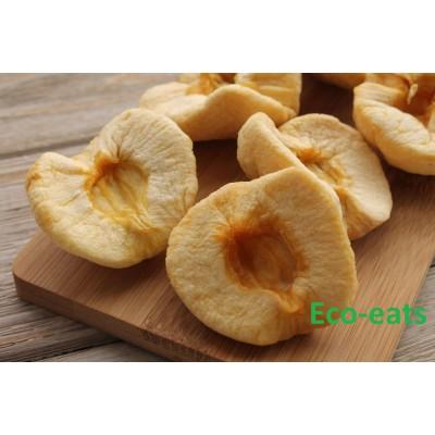 Вяленые яблоки  - фото, изображение