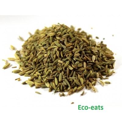 Семена фенхеля - фото, изображение