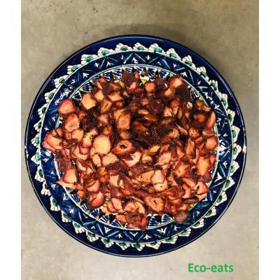 Сушеная клубника из Армении - фото, изображение