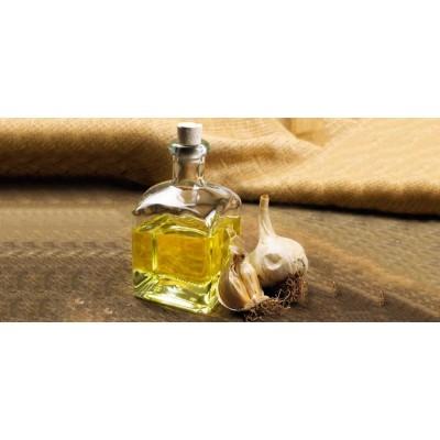 Чесночное масло - фото, изображение