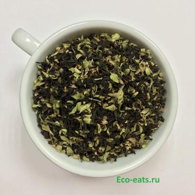 Чай с чабрецом - фото, изображение