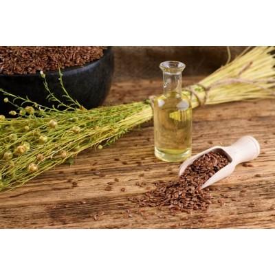 Льняное масло - фото, изображение