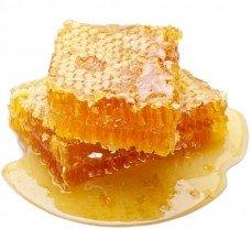 Мед в сотах, рамка 2 кг