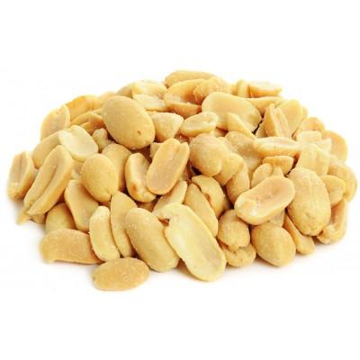 Арахис очищенный жареный соленый - фото, изображение
