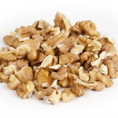 Грецкий орех дробленый микс кондитерский - фото, изображение