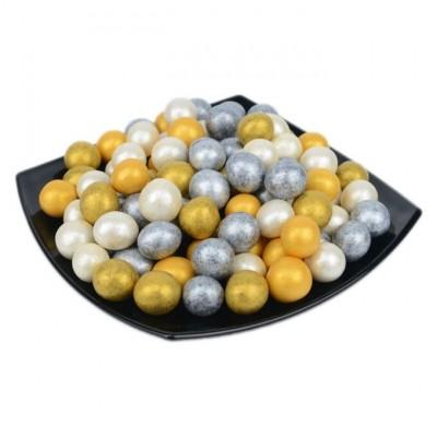 Фундук в цветной глазури - фото, изображение