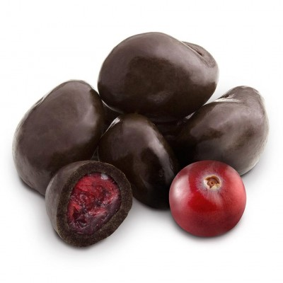 Клюква в шоколаде - фото, изображение