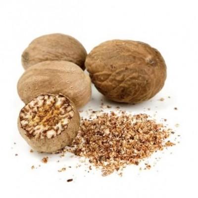 Мускатный орех целый - фото, изображение