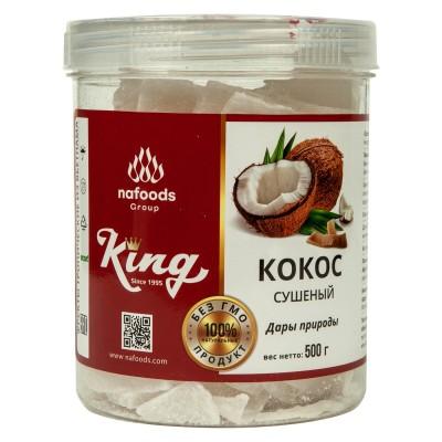Сушеный кокос King - фото, изображение