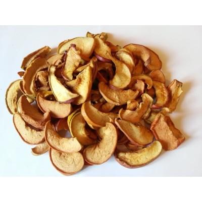 Сушеные яблоки - фото, изображение