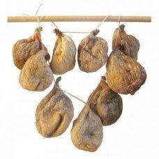 Инжир сушеный на веревочке