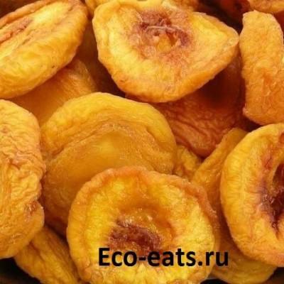 Вяленые персики - фото, изображение