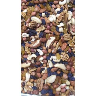 Ореховый микс - фото, изображение
