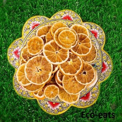 Сушеные апельсины из Армении - фото, изображение