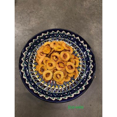 Сушеный персик из Армении - фото, изображение