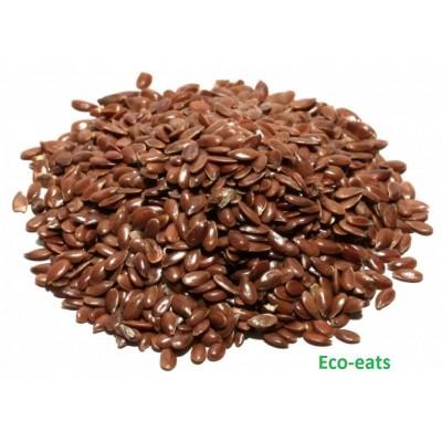 Семена льна - фото, изображение
