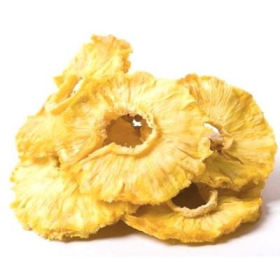 Вяленый ананас - фото, изображение
