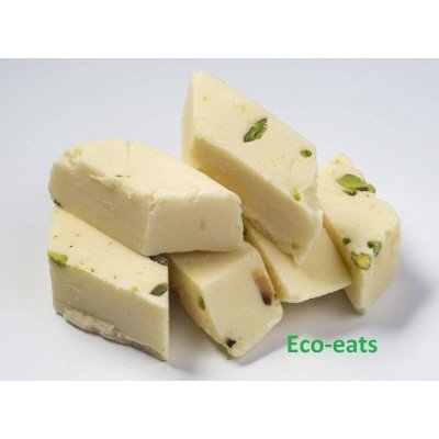 Молочная халва - фото, изображение